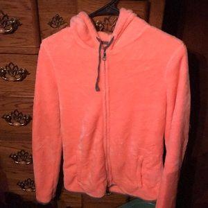 Women's peach/pink sweatshirt